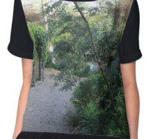 Regents Park Chiffon Top