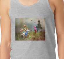 ~ She dreamed about the beach house ~ T-Shirt