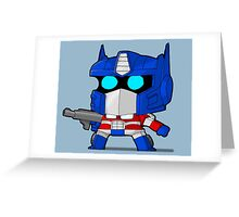 Primed and Ready to Roll Greeting Card