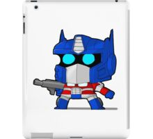 Primed and Ready to Roll iPad Case/Skin