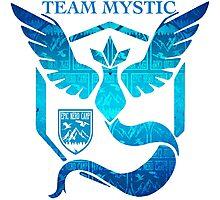 Epic Nerd Camp Team Mystic Photographic Print