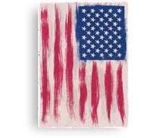 Never to late for a patriot Canvas Print
