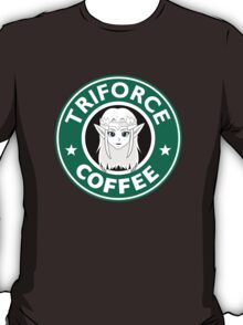 Triforce coffee T-Shirt
