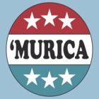 'Murica Pride by Guffrey