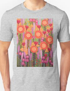 Flowers in Spring Unisex T-Shirt