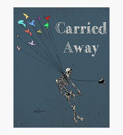Carried Away Photographic Print