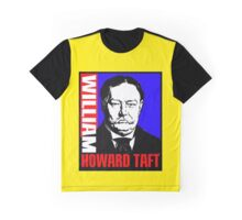William Howard Taft Graphic T-Shirt