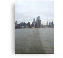 New York, New York Metal Print
