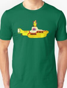Yellow Sub Unisex T-Shirt