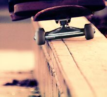Skateboard --  50-50 by ThymeJJ