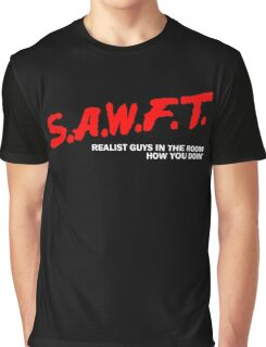 S.A.W.F.T Graphic T-Shirt