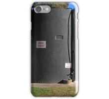 Trust the plumber iPhone Case/Skin