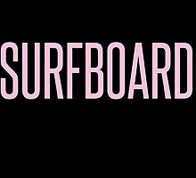 Surfboard by surfboardt