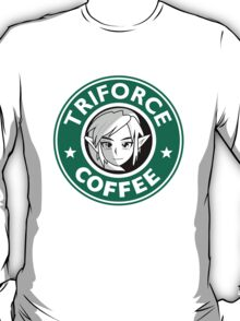 Triforce coffee 1 T-Shirt