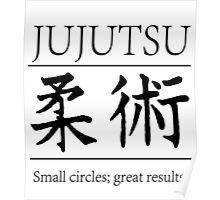 Jujutsu / Jiujutsu Poster