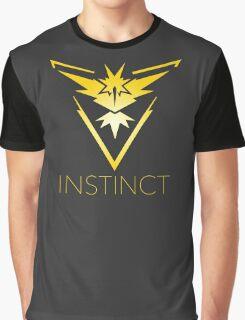 Pokemon Go Team Instinct Graphic T-Shirt