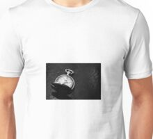 Time can your enemy or your friend. Unisex T-Shirt