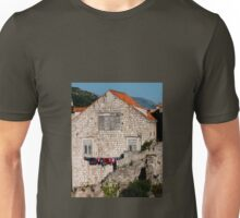 Old Town, Dubrovnik Unisex T-Shirt