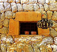 The Stone Window by Fara