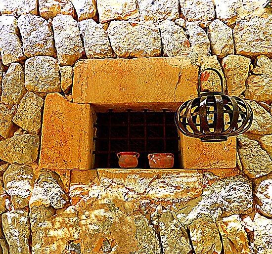 The Stone Window by Fara