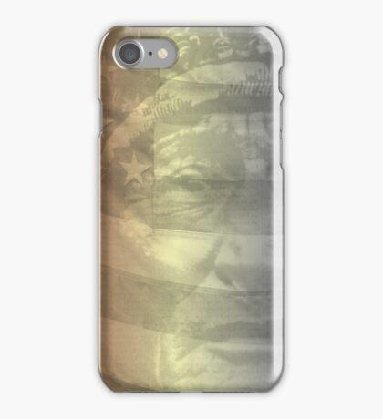 Vanishing Native America iPhone Case/Skin