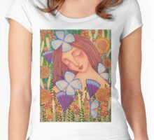 When I Think of You Women's Fitted Scoop T-Shirt