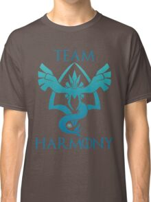 Team Harmony - Black Classic T-Shirt