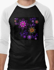 Daisy Lane Men's Baseball ¾ T-Shirt