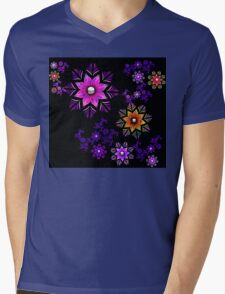 Daisy Lane Mens V-Neck T-Shirt