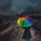 Humming in the Dark by KatArtDesigns