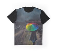 Humming in the Dark Graphic T-Shirt