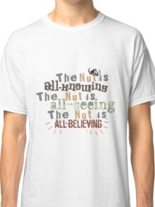 Dreamworks Dragons - The Nut is... Classic T-Shirt