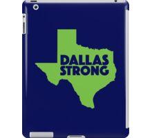 Dallas Strong iPad Case/Skin