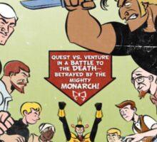 Jonny Quest : The Venture Bros. Sticker