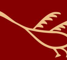 Gander Way Vineyards & Winery, LLC Logo Sticker