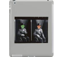 Twofaced Man iPad Case/Skin