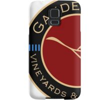 Gander Way Vineyards & Winery, LLC Logo Samsung Galaxy Case/Skin