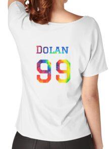 Dolan 99 tie dye Women's Relaxed Fit T-Shirt