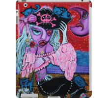 Kitty Cat Buccaneer iPad Case/Skin