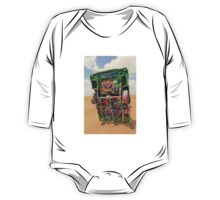 Graffiti Cadillac One Piece - Long Sleeve