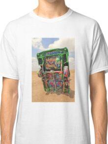 Graffiti Cadillac Classic T-Shirt