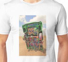 Graffiti Cadillac Unisex T-Shirt