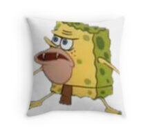 Spongebob Meme Throw Pillow