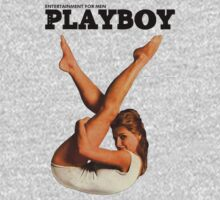 Playboy May 1964 II by allmyshitdesign
