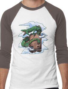 Emerald Men's Baseball ¾ T-Shirt