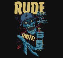 Rude Boyz and Girlz by shanin666