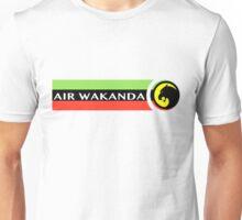 Air Wakanda- Logo Unisex T-Shirt