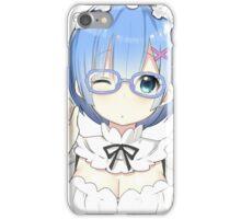 Rem - Re:Zero iPhone Case/Skin