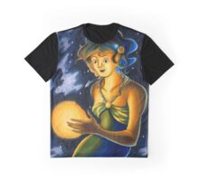 The Planets: Mercury Graphic T-Shirt