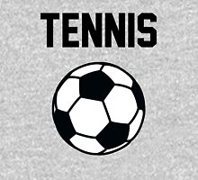 Tennis - Black Unisex T-Shirt